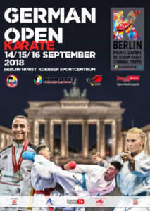 Open d'Allemagne Berlin les 14,15 et 16 septembre @ Horst-Korber-Sportzentrum   Berlin   Berlin   Allemagne
